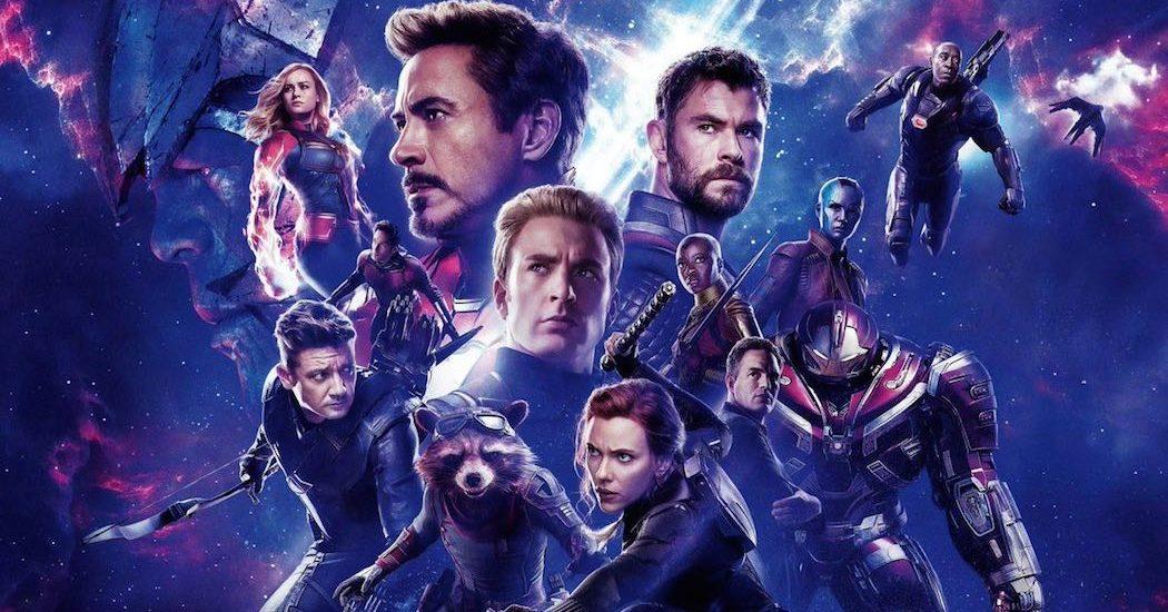 Avengers Endgame Avenge the Fallen Poster