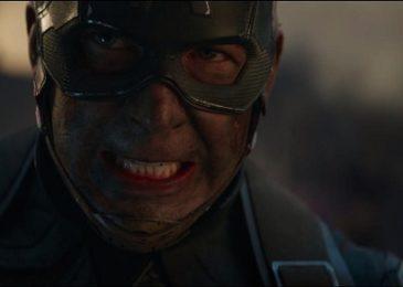 Chris Evans in Avengers: Endgame, courtesy Marvel Studios/Walt Disney Studios Motion Pictures.