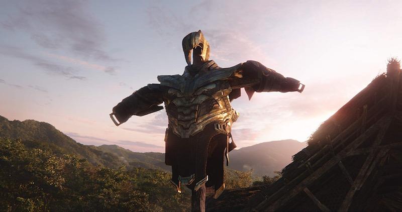 Avengers Endgame Still (2019)
