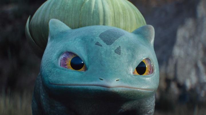 Bulbasaur in Detective Pikachu