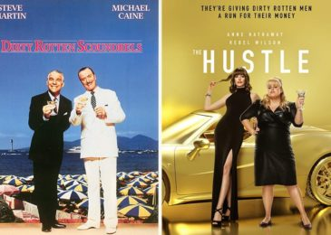 Dirty Rotten Scoundrels Remake The Hustle