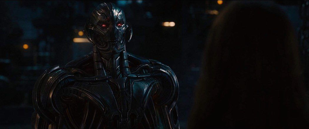 James Spader in Avengers- Age of Ultron (2015)