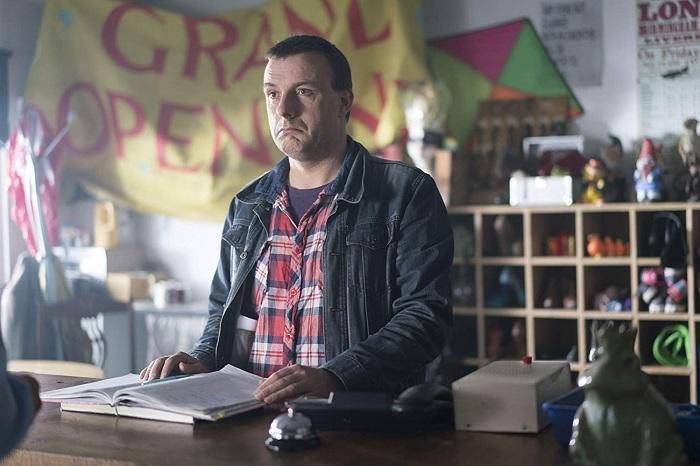 Liam O Mochain in 'Lost & Found,' courtesy Gravitas Ventures.