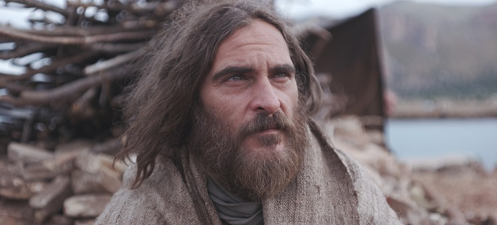 "Joaquin Phoenix as ""Jesus"" in Garth Davis's Mary Magdalene. Courtesy of IFC Films. An IFC Films Release."