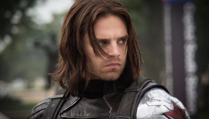 Sebastian Stan in Captain America- The Winter Soldier (2014)