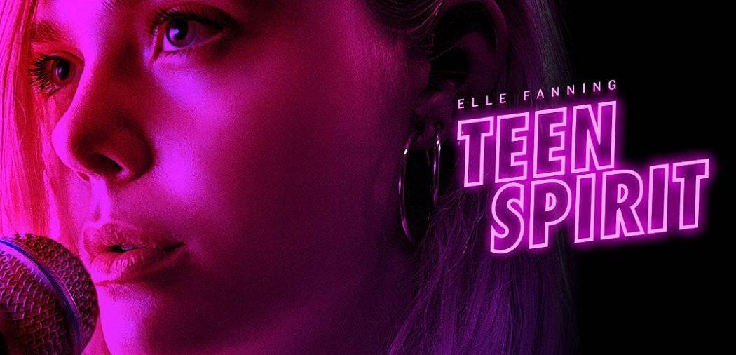 Teen Spirit Poster starring Elle Fanning