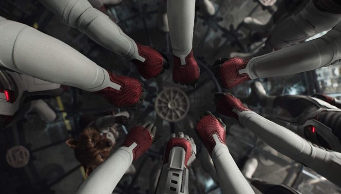 The Avengers Get Ready to Time Heist in Avengers Endgame