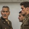 George Clooney, Christopher Abbott, and Pico Alexander in Hulu Catch-22 (2019)