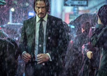 Keanu Reeves stars as 'John Wick' in JOHN WICK: CHAPTER 3 - PARABELLUM. Photo Credit: Niko Tavernise.