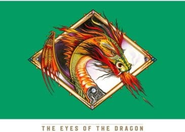 Stephen King Eyes of the Dragon Book Illustrations David Palladini