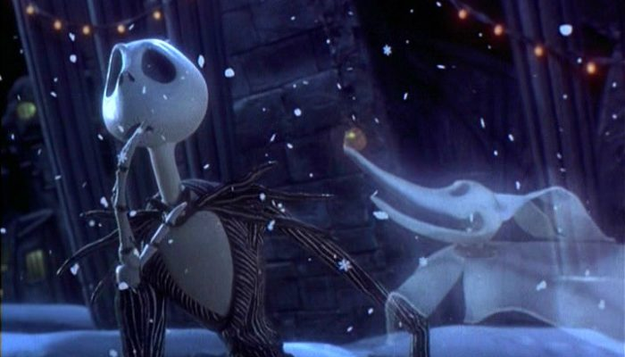 Zero in The Nightmare Before Christmas