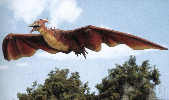 Rodan, Godzilla Monsters