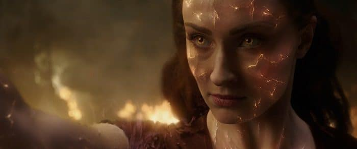 Sophie Turner stars as Jean Grey in Twentieth Century Fox's DARK PHOENIX