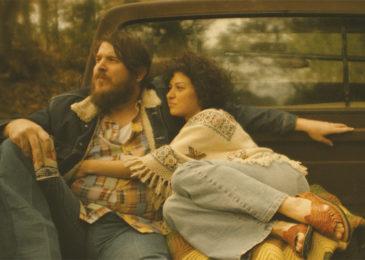 Benjamin Dickey and Alia Shawkat appear in 'Blaze.'